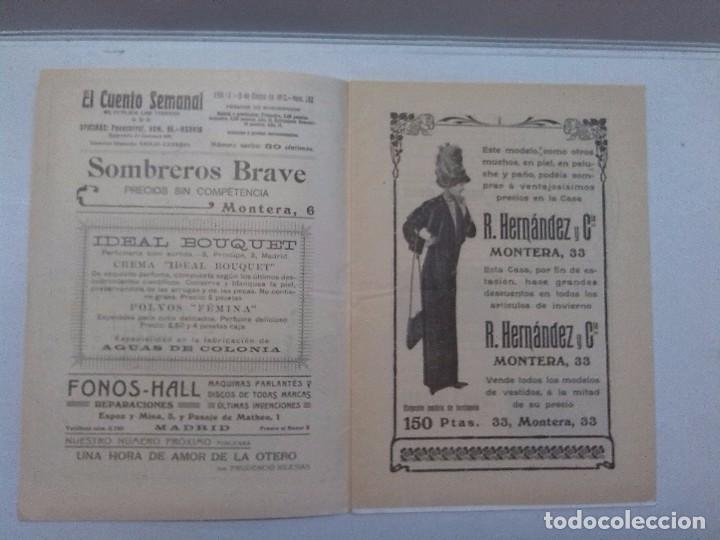 Libros antiguos: El Cuento semanal. 5 números sueltos - Foto 13 - 85791520