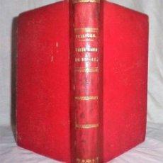 Libros antiguos: HISTORIA DEL MONASTERIO DE RIPOLL - AÑO 1888 - PELLICER.. Lote 86058292