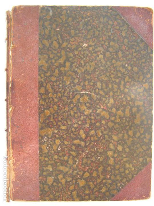 Libros antiguos: SANTIAGO RUSIÑOL. FULLS DE LA VIDA. 1898 EDITORIAL L´AVENC.BARCELONA. DIBUJOS RAMON PICHOT - Foto 4 - 86088480