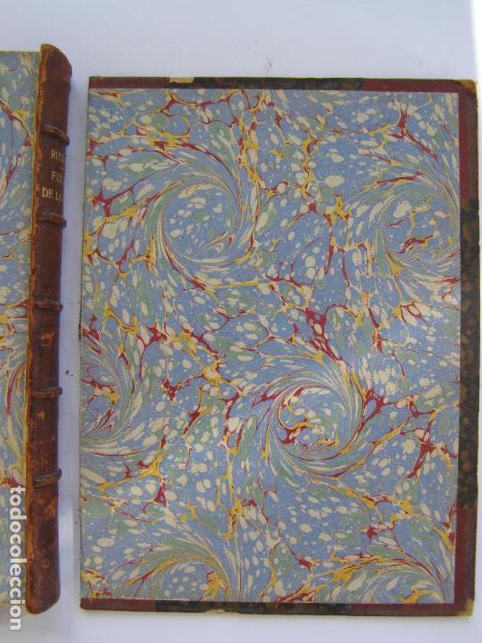 Libros antiguos: SANTIAGO RUSIÑOL. FULLS DE LA VIDA. 1898 EDITORIAL L´AVENC.BARCELONA. DIBUJOS RAMON PICHOT - Foto 5 - 86088480