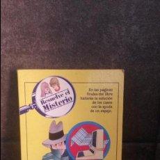 Libros antiguos: EL SECRETO DEL ESPIA DE SOFTWARE Y OCHO CASOS MAS. M. MASTERS. TIMUN MAS Nº 4. . Lote 86098956