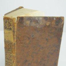Libros antiguos: CARTAS FAMILIARES DEL P. JOSEPH FRANCISCO DE ISLA ESCRITAS A SU HERMANA . TOMO II, MADRID, 1785. Lote 86141612