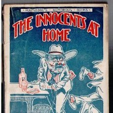 Libros antiguos: THE INNOCENTS AT HOME, MARK TWAIN; LONDON, GEORGE ROUTLEDGE AND SONS, FINALES DEL XIX. Lote 86339668
