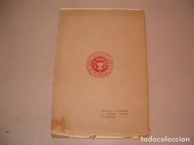 Libros antiguos: Seminario de Estudos Galegos. Dez Cursos de Traballo. 1923-1934. RM80610. - Foto 2 - 86384832