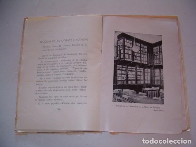 Libros antiguos: Seminario de Estudos Galegos. Dez Cursos de Traballo. 1923-1934. RM80610. - Foto 6 - 86384832