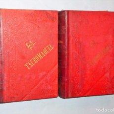 Libros antiguos: LA TAUROMAQUIA. (2 TOMOS). Lote 86511936