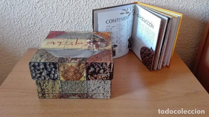 Libros antiguos: Libro las especias - Foto 3 - 86566904