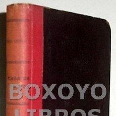 Libros antiguos: PÉREZ LUGIN, ALEJANDRO. LA CASA DE LA TROYA (ESTUDIANTINA). Lote 86584272