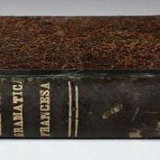 Libros antiguos: ARTE DE HABLAR BIEN EL FRANCÉS Ó GRAMÁTICA COMPLETA. P. NICOLAS. IMP. MANUEL SAURÍ. 1848.. Lote 86603052