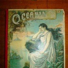 Libros antiguos: BASTINOS, JULIÁN. NARRACIONES DE LA OCEANÍA : ESCOLLOS Y PARAISOS. Lote 86820740