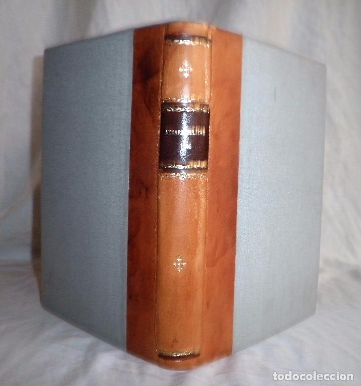 ANUARIO MILITAR DE ESPAÑA AÑO 1909 - GUERRA DE MARRUECOS. (Libros Antiguos, Raros y Curiosos - Historia - Otros)
