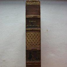 Libros antiguos: ÉCOLE ANGLAISE - LA ESCUELA INGLESA, PINTURA Y ESCULTURA - GEORGE HAMILTON - 1831. Lote 86998100