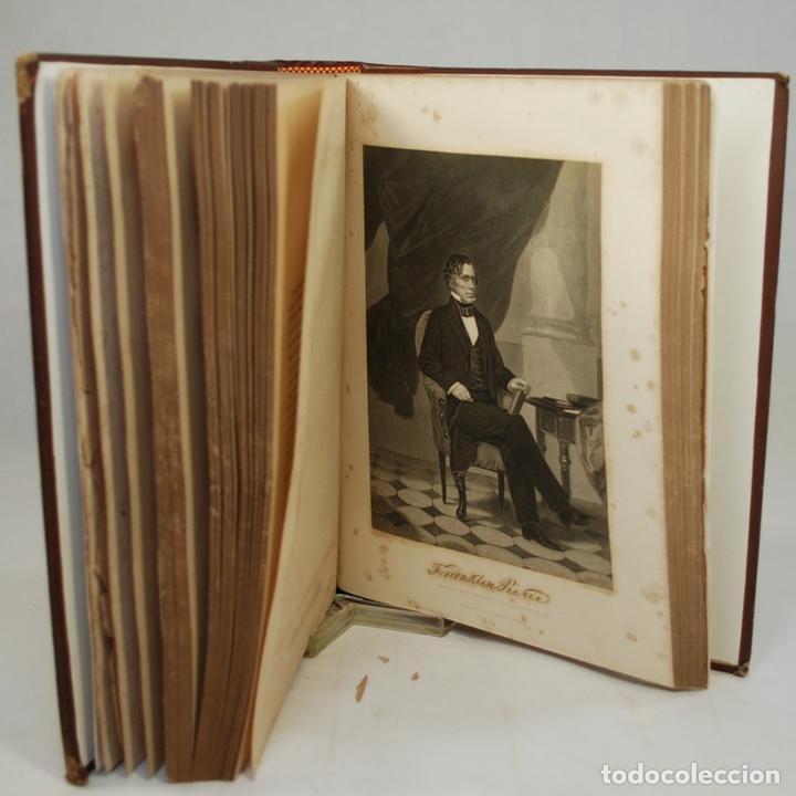 Libros antiguos: VIDAS Y RETRATOS DE LOS PRESIDENTES DE ESTADOS UNIDOS (1867) - EVERT A. DUYCKINCK - Foto 4 - 74675002