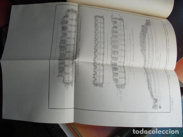Libros antiguos: 1905 OBRAS DEL SANEAMIENTO DE LA ILUSTRE VILLA DE BILBAO EMILIO GOÑI - Foto 3 - 87206436