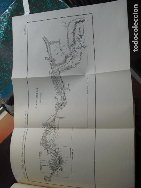 1905 OBRAS DEL SANEAMIENTO DE LA ILUSTRE VILLA DE BILBAO EMILIO GOÑI (Libros Antiguos, Raros y Curiosos - Ciencias, Manuales y Oficios - Otros)