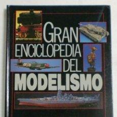 Libros antiguos: GRAN ENCICLOPEDIA DEL MODELISMO - VEHICULOS CIVILES. NUEVA LENTE 1987. Lote 87216920