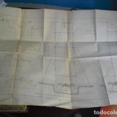 Libros antiguos: 1864 BOVEDAS DE HORMIGON REBAJADAS Y DE ARISTAS CORONEL NICOLAS VALDES. Lote 87252196