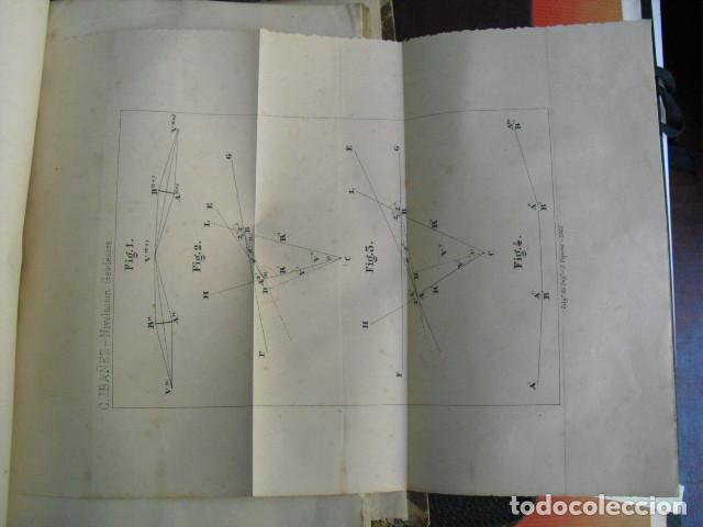 Libros antiguos: 1865 ESTUDIOS SOBRE NIVELACION GEODESICA CARLOS IBAÑEZ - Foto 2 - 87253044