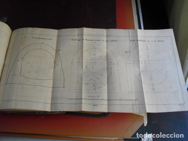 1865 INFORME SOBRE EL CANAL DE ISABEL II PROYECTADO EN LA HABANA POR DON FRANCISCO DE ALBEAR (Libros Antiguos, Raros y Curiosos - Ciencias, Manuales y Oficios - Otros)