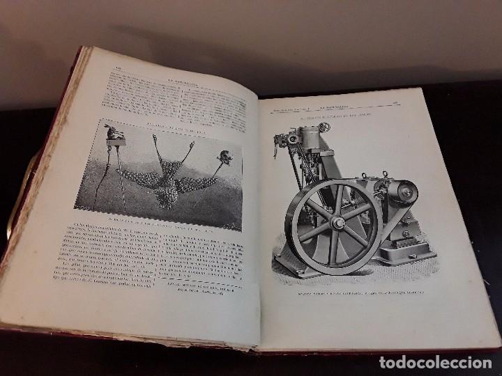 Libros antiguos: LA NATURALEZA PRIMER AÑO 1890 PRIMER SEMESTRE MADRID FUENTES Y CAPDEVILLE - Foto 5 - 87259548