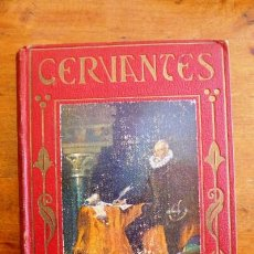 Libros antiguos: MORALES, MARÍA LUZ. MIGUEL DE CERVANTES : SU VIDA GLORIOSA . Lote 87261192