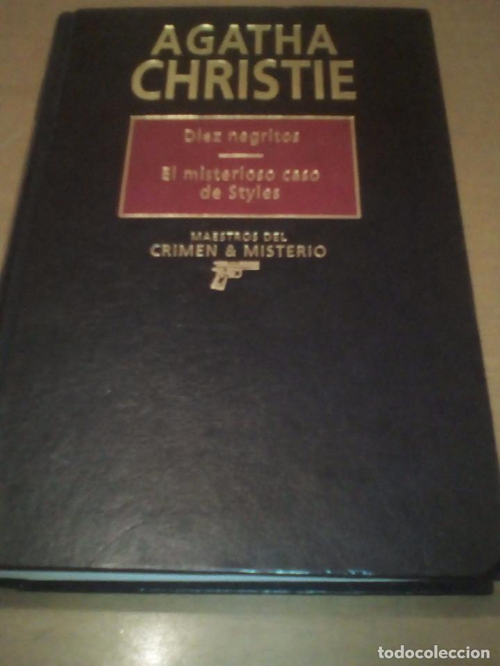 DIEZ NEGRITOS/EL MISTERIOSO CASO DE STYLES (Libros Antiguos, Raros y Curiosos - Bellas artes, ocio y coleccionismo - Otros)