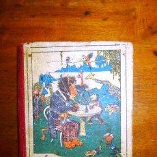Libros antiguos: SAMANIEGO, FÉLIX MARÍA. FÁBULAS EN VERSO CASTELLANO : PARA USO DE LAS ESCUELAS NORMALES DE INSTRUCCI. Lote 87451304