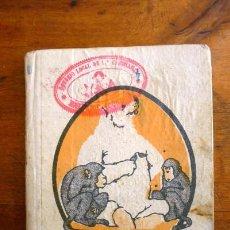 Libros antiguos: IRIARTE, TOMÁS DE. FÁBULAS LITERARIAS : APROBADAS OFICIALMENTE PARA TEXTO DE LECTURA EN LAS ESCUELAS. Lote 87451444