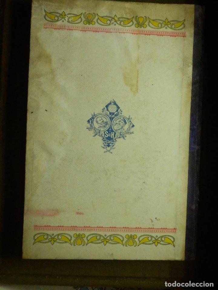 Libros antiguos: Antiguo libro - Cancionero Infantil - Fernandez Shaw - Año 1910 - - Foto 2 - 87476340