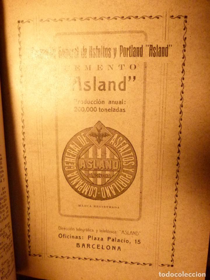 Libros antiguos: ANUARIO INDUSTRIAL DE CATALUNYA 1924 - Foto 5 - 87491792