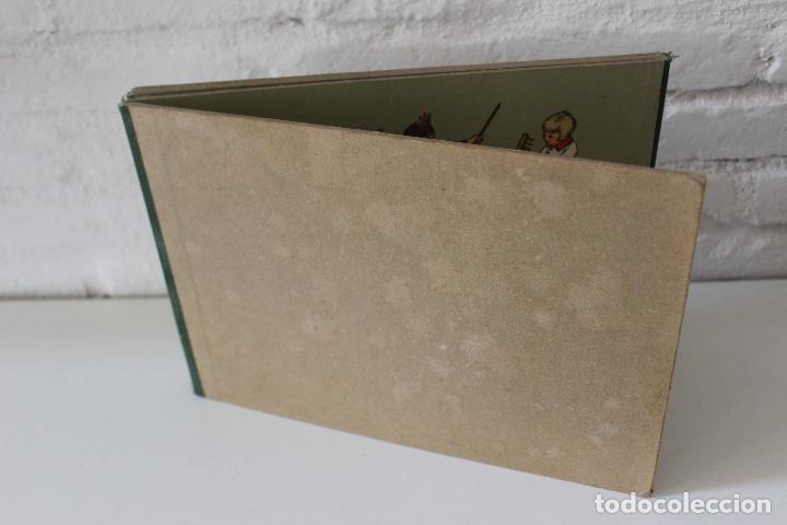 Libros antiguos: Como juegan los niños. Mathilde Ritter. Circa 1920. Libro infantil ilustrado. raro en comercio! - Foto 5 - 87508052