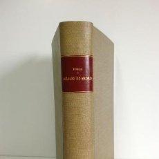 Libros antiguos: ANALES DE MADRID DE LEÓN PINELO. REINADO DE FELIPE III. AÑOS 1598-1621. Lote 87608300