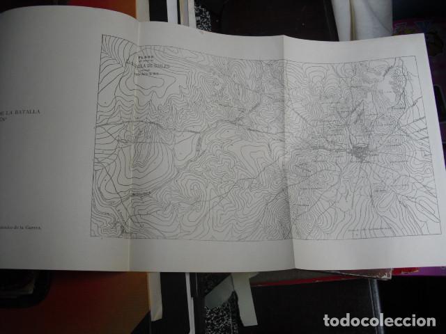 Libros antiguos: BAILEN ESTUDIO POLITICO Y MILITAR DE LA GLORIOSA JORNADA MOZAS MESA - Foto 5 - 91524164