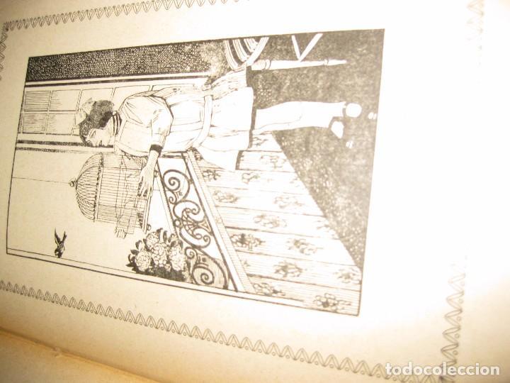 Libros antiguos: entre escarabajos , el canario y el jilguero . marinel.lo . il. opisso . col. natura - Foto 8 - 142307877