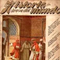 Libros antiguos: BOLADERES : HISTORIA BREVE DEL MUNDO (SEGUÍ, C. 1920) 79 FASCÍCULOS. Lote 88095888