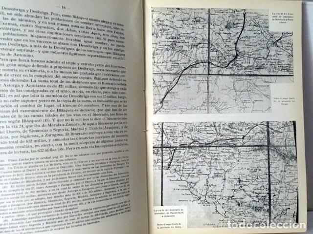 REVISTA DE LA BIBLIOTECA, ARCHIVO Y MUSEO. 29. (C. SÁNCHEZ ALBORNOZ; VALBUENA PRAT; F. PÉREZ MÍNGUEZ (Libros Antiguos, Raros y Curiosos - Historia - Otros)