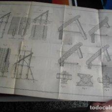 Libros antiguos: 1871 ROMPEOLAS Y MUELLES DE HIERRO E.B.WEBB. Lote 88350564