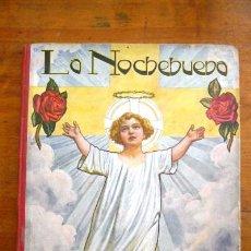 Libros antiguos: SCHMID, CRISTÓBAL. LA NOCHEBUENA. (BIBLIOTECA PARA NIÑOS). Lote 88758364