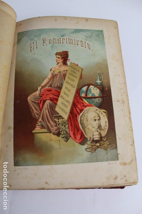 Libros antiguos: L-934. LA CIENCIA Y SUS HOMBRES. POR LUIS FIGUIER. TOMO II.EL RENACIMIENTO J.SEIX,EDITOR. AÑO 1880. - Foto 4 - 88840980