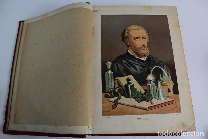 Libros antiguos: L-934. LA CIENCIA Y SUS HOMBRES. POR LUIS FIGUIER. TOMO II.EL RENACIMIENTO J.SEIX,EDITOR. AÑO 1880. - Foto 8 - 88840980