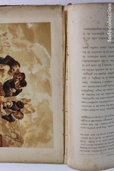 Libros antiguos: L-934. LA CIENCIA Y SUS HOMBRES. POR LUIS FIGUIER. TOMO II.EL RENACIMIENTO J.SEIX,EDITOR. AÑO 1880. - Foto 11 - 88840980