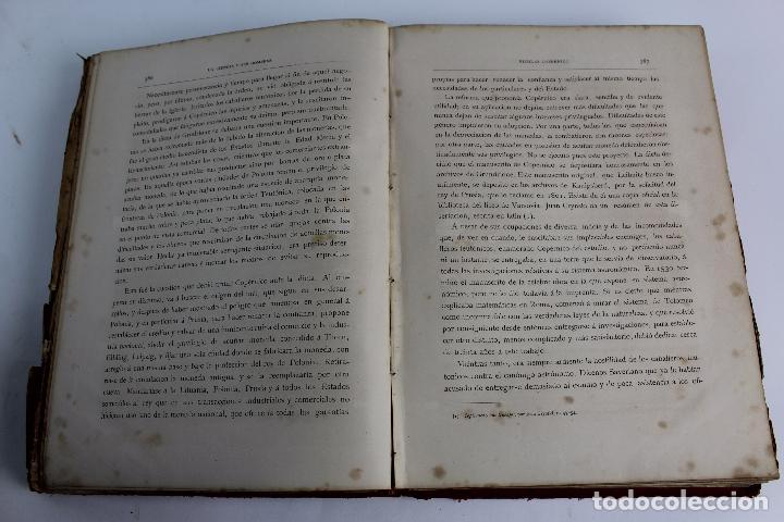 Libros antiguos: L-934. LA CIENCIA Y SUS HOMBRES. POR LUIS FIGUIER. TOMO II.EL RENACIMIENTO J.SEIX,EDITOR. AÑO 1880. - Foto 12 - 88840980