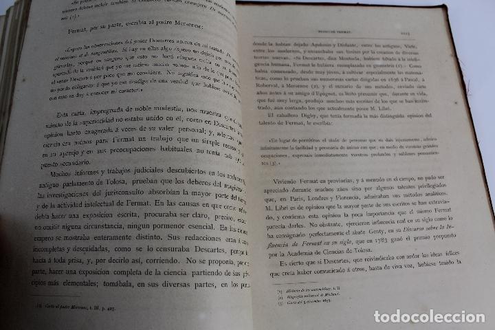 Libros antiguos: L-934. LA CIENCIA Y SUS HOMBRES. POR LUIS FIGUIER. TOMO II.EL RENACIMIENTO J.SEIX,EDITOR. AÑO 1880. - Foto 18 - 88840980