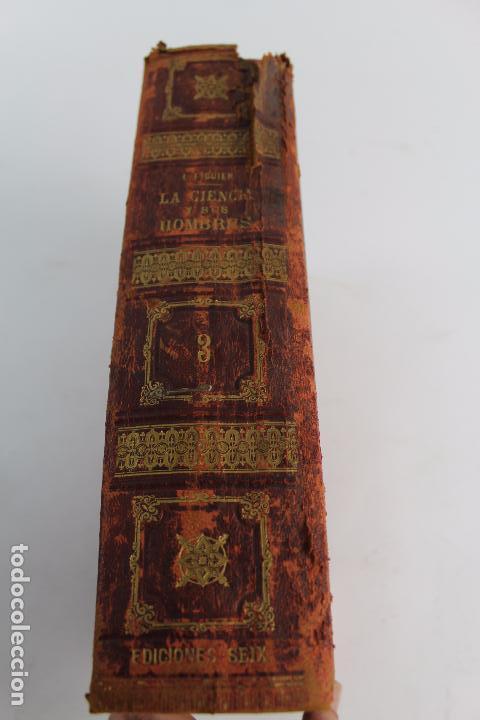 Libros antiguos: L-934. LA CIENCIA Y SUS HOMBRES. POR LUIS FIGUIER. TOMO II.EL RENACIMIENTO J.SEIX,EDITOR. AÑO 1880. - Foto 21 - 88840980