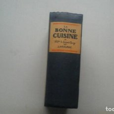 Libros antiguos: LA BONNE CUISINE. Lote 88955964