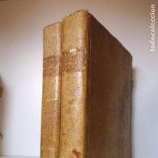 Libros antiguos: COMPENDIUM SALMANTICENSE - 1787 - PERGAMINO - 2 TOMOS (COMPLETA). Lote 89039232