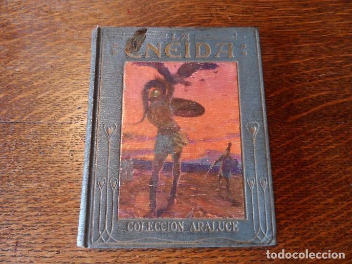 LA ENEIDA, RELATADA A LOS NIÑOS, COLECCIÓN ARALUCE, AÑO 1914 (Libros Antiguos, Raros y Curiosos - Literatura Infantil y Juvenil - Otros)