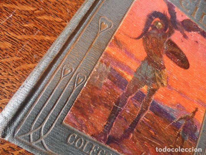 Libros antiguos: LA ENEIDA, RELATADA A LOS NIÑOS, COLECCIÓN ARALUCE, AÑO 1914 - Foto 3 - 89261204