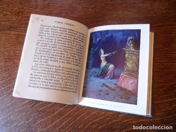Libros antiguos: LA ENEIDA, RELATADA A LOS NIÑOS, COLECCIÓN ARALUCE, AÑO 1914 - Foto 11 - 89261204