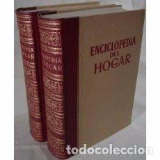 Libros antiguos: ENCICLOPEDIA DEL HOGAR. Lote 89342768